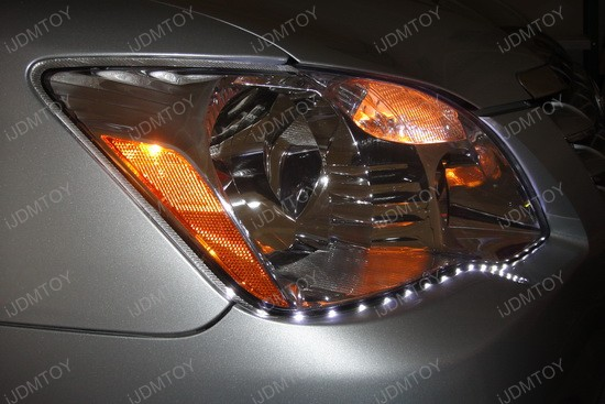 Toyota - Avalon - LED - strip - lights - 1